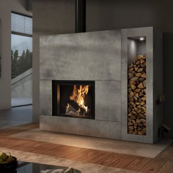 Spartherm Design Front 60x48 (greeploos)
